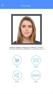 Passport Photo Booth - Take & Print ID Pictures- screenshot thumbnail