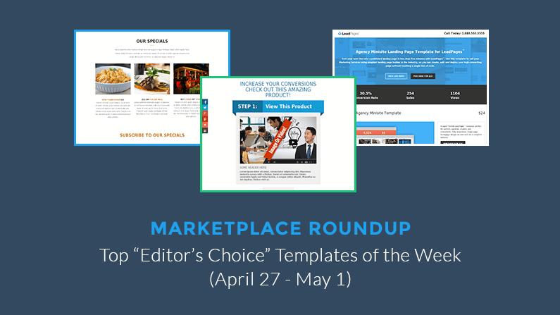 May 1 Roundup Blog