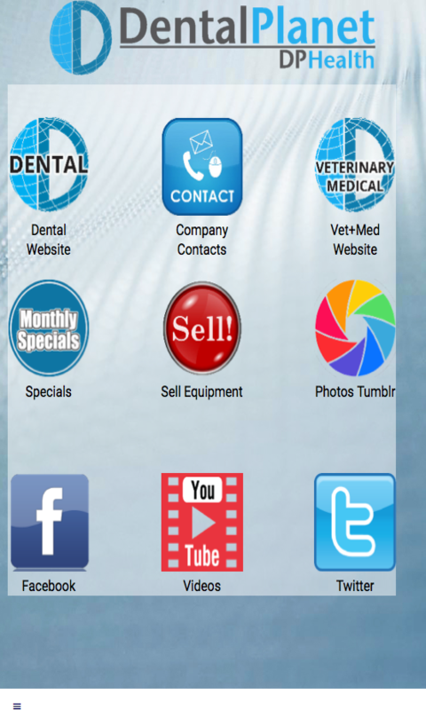 DentalPlanet DPHealth- screenshot