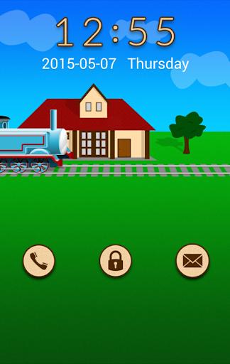 GO Locker Train