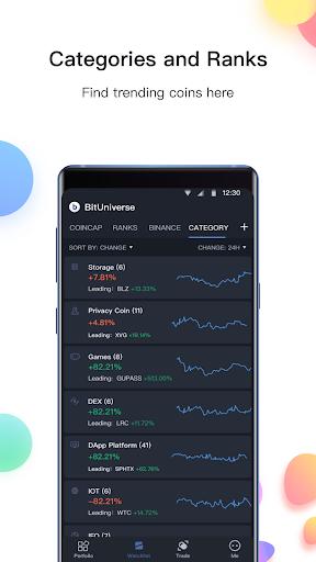 BitUniverse - Crypto Portfolio & Grid Trading Bot 2.9.13 screenshots 4