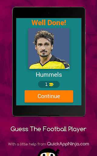 Guess The Football Player 3.19.6z screenshots 10