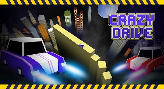 Crazy Drive™ screenshot 0