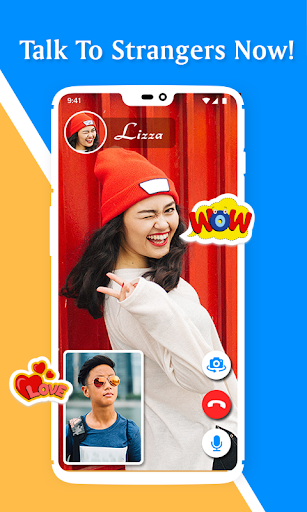 Live Video Call - Random Video chat Livetalk 1.11 screenshots 2