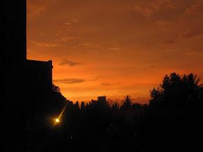 """Photo: """"orange sky"""""""