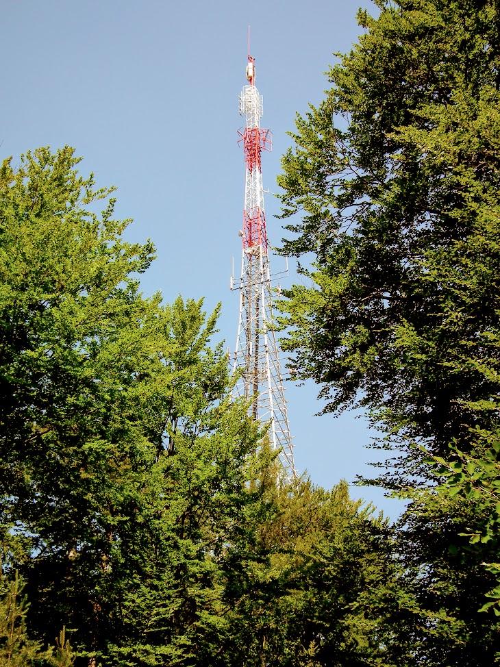 Gutenstein/Residenzberg - DVB-T gapfiller+helyi URH-FM adóállomás