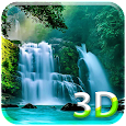 Waterfall Live Wallpaper 3D Icon