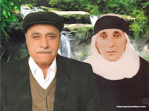 Photo: Bahri ÖZDAĞ ve Eşi