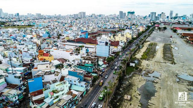 Cận cảnh con đường được mong chờ nhất trung tâm Sài Gòn sắp được mở rộng gấp ba 55