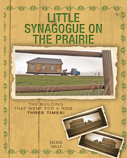 Little Synagogue on the Prairie cover