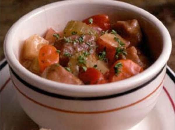 Pork Chop Stew Recipe