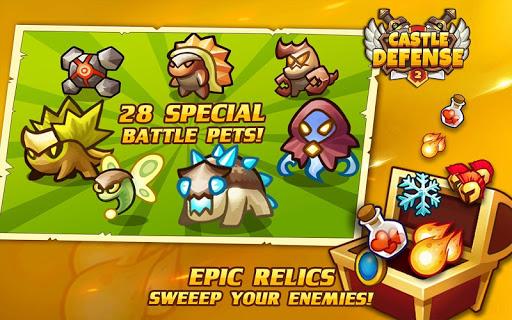 Castle Defense 2 3.2.2 screenshots 22