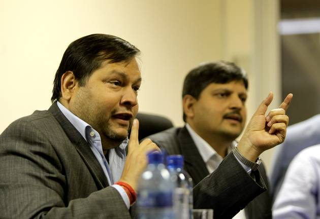 Ajay and Atul Gupta