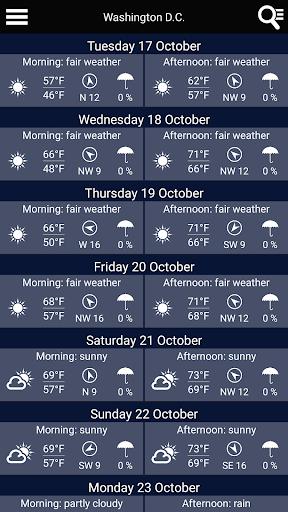 Weather News Pro 1.3.7 screenshots 2