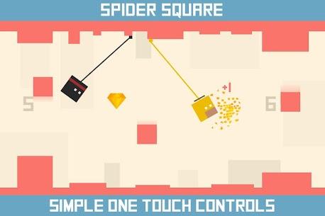 Spider Square MOD (Unlocked/Ad-Free) 1