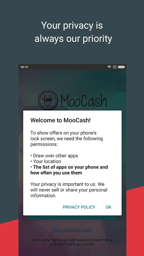 MooCash: Earn Cash, Make Money- screenshot