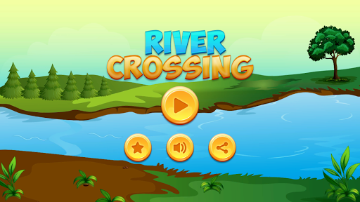 River Crossing IQ Hindi Puzzle apklade screenshots 1