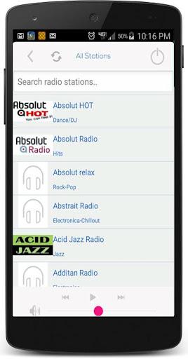 Germany Radio Station AM FM