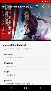 FANDOM for: Mirror's Edge - náhled