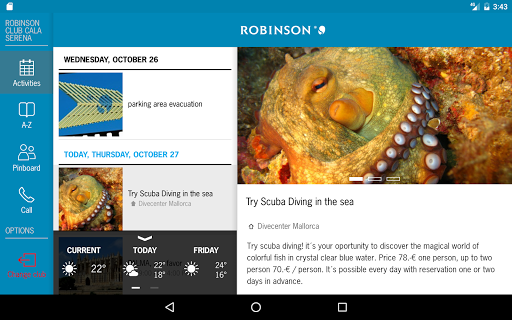 ROBINSON App for PC