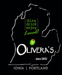 Logo for Olivera's Restaurant- Portland