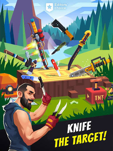 Flippy Knife (Mod Money)