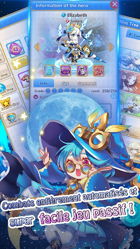 Code Triche Summon Princess-Anime AFK SRPG  APK MOD (Astuce) screenshots 3