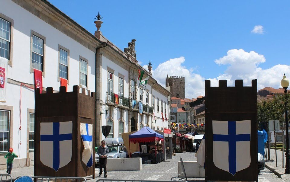 Feira Medieval de Lamego abre hoje às 17 horas