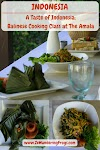 A Taste of Indonesia: Traditional Balinese Cooking Class at The Amala Hotel