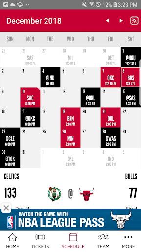 Chicago Bulls 2.2.5 screenshots 1