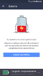 Avast Cleanup; potenciador, limpiador, optimizador Screenshot