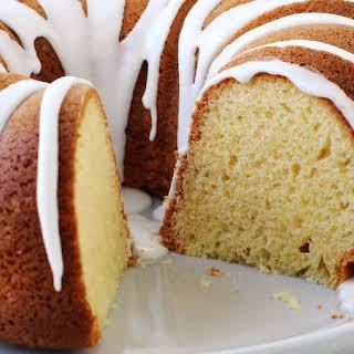 Cream Soda Bundt Cake.
