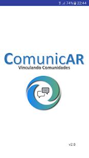 ComunicAR - náhled