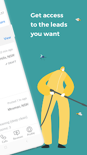 Oneflare Business – Register. Connect. Win Work. 3.3.2 Mod APK (Unlimited) 3