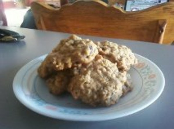 Amanda's Oatmeal Raisin Cookies Recipe