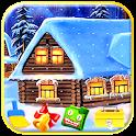 Christmas Snow Light Theme icon