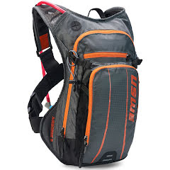 AIRBORNE™ 9L / 3L GREY-ORANGE
