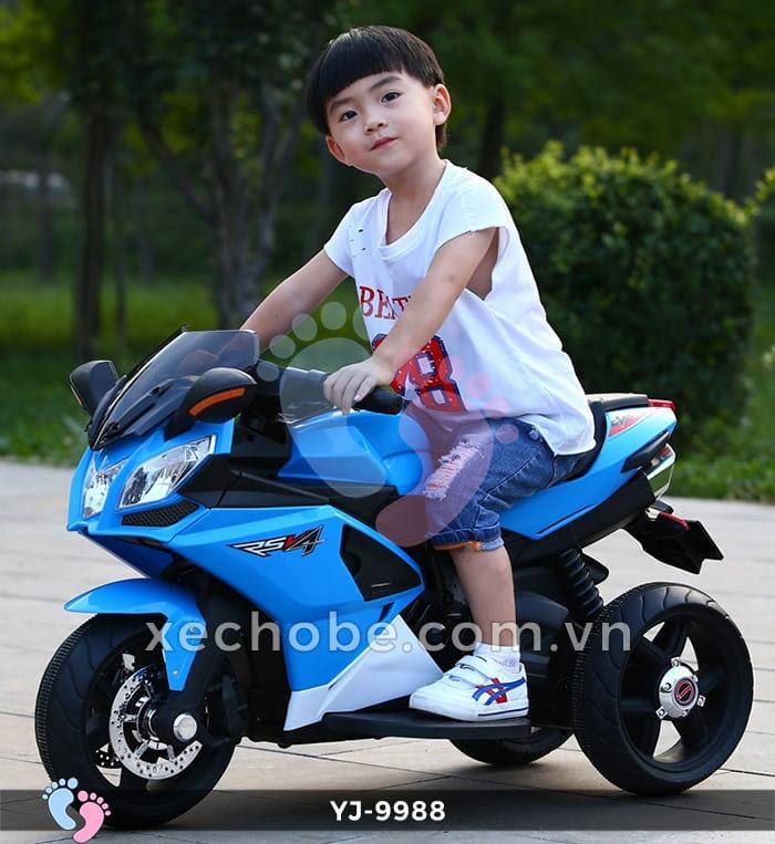 Xe mô tô điện trẻ em YJ-9988 6