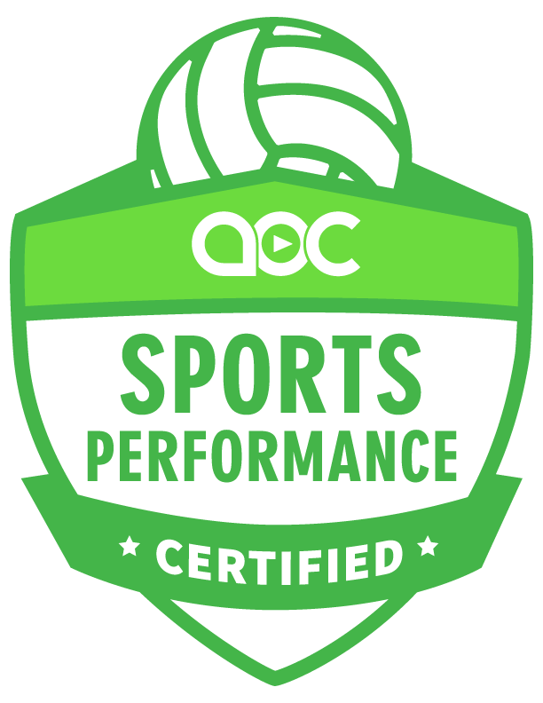 Sports Performance Certification