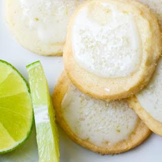 Key Lime Sparkle Cookies [Vegan]