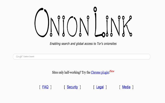 OnionLink .onion plugin