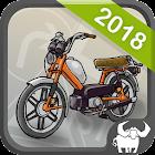 Führerschein Mofa 2018 icon