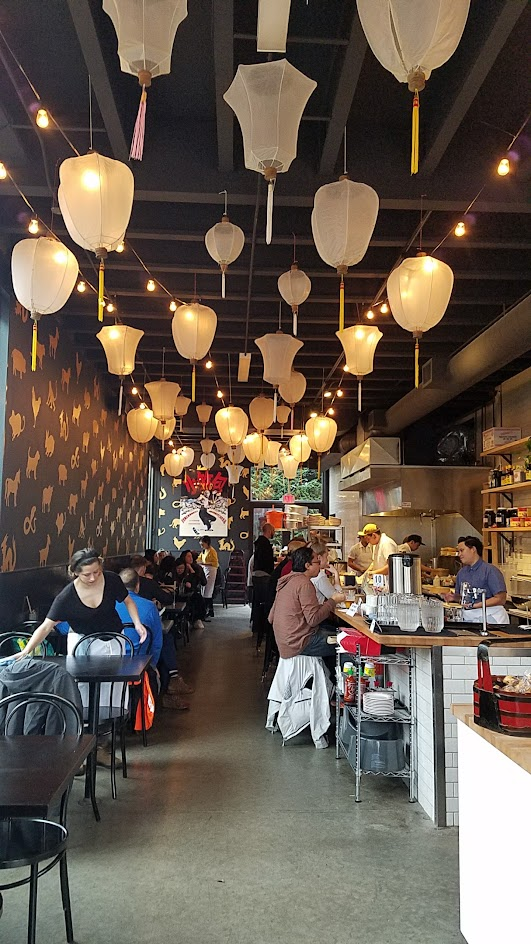 Interior of XLB in Portland