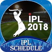 Schedule of IPL 2018