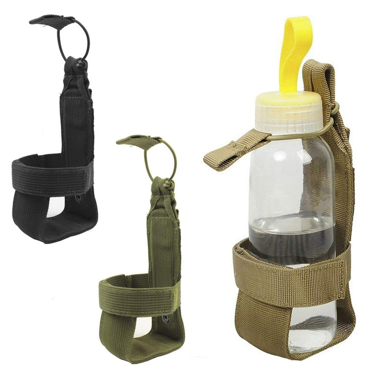 Durable Tactical Molle Water Bottle Holder