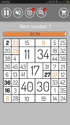 Find Numbers | Brainstorm Puzzle Game 1.9.6-free screenshots 4