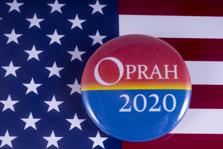 Speak Your Truth: Oprah 2020