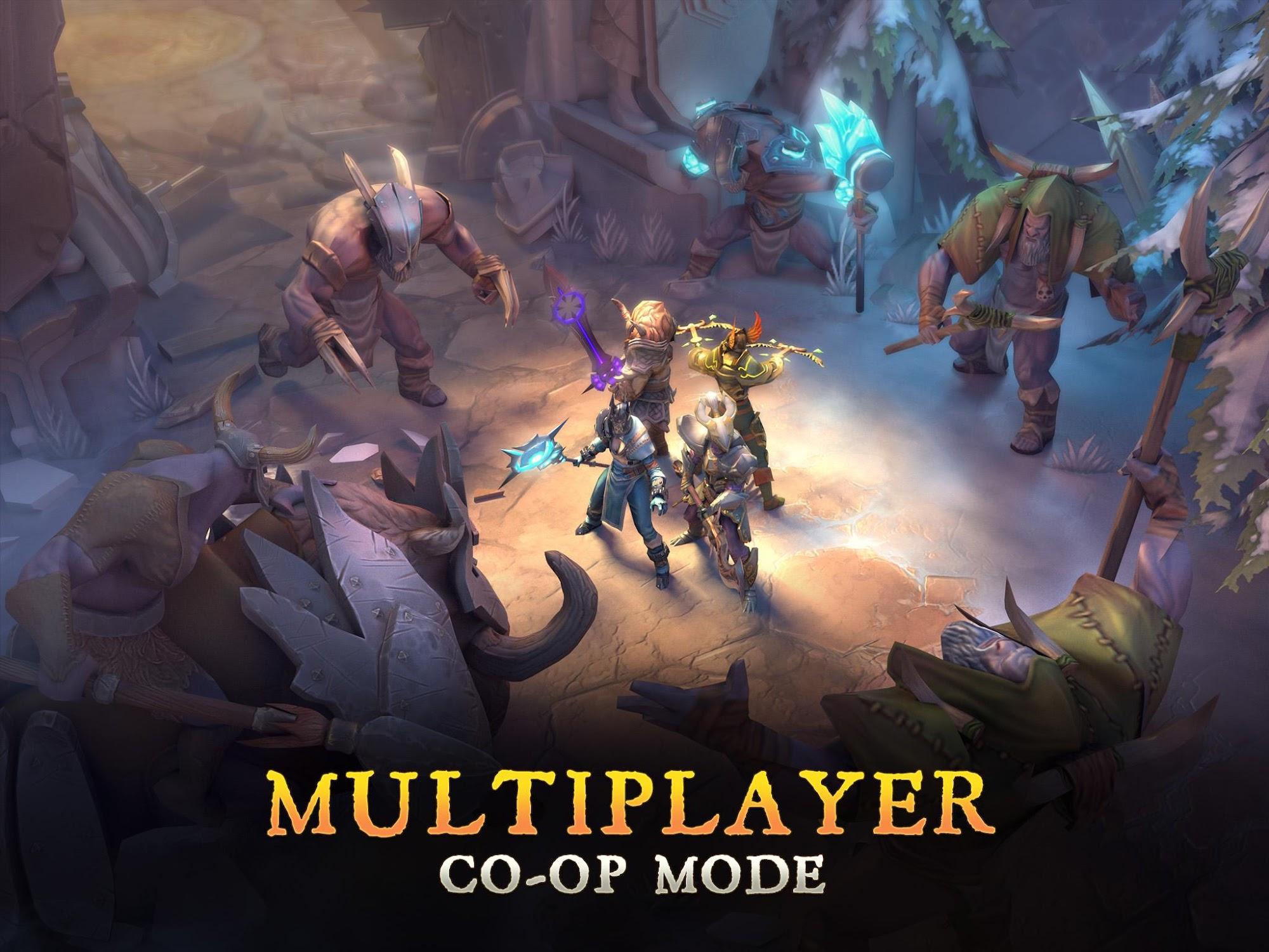 Dungeon Hunter 5 screenshot #2