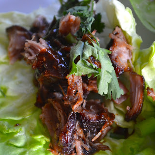 Five-Spice Pork Wraps
