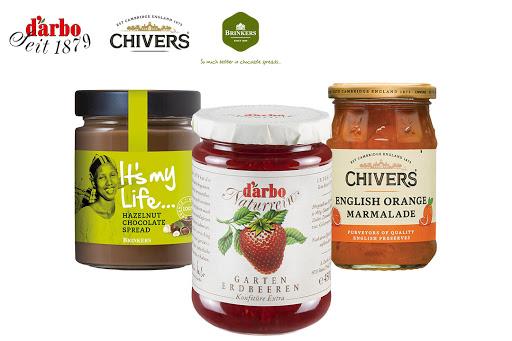 Bild für Cashback-Angebot: 3für2 Darbo, Brinkers und Chivers Frühstückdeal